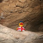 Quackers in the cave