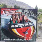After the shotover jet ride