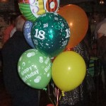 Harry's balloons