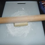Rolling out the marzipan