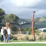 Sculptures at Apollo Bay