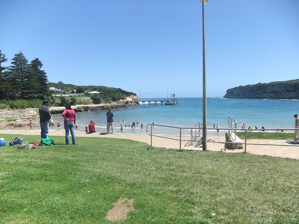 Beach at Port Campbell