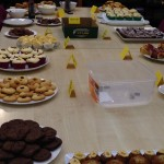 Lots of cakes!