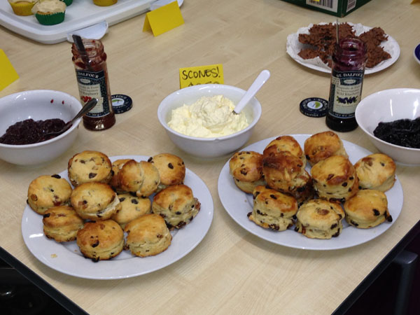 Scones for sale