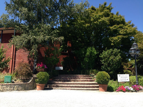 Gorgeous grounds at De Bortoli